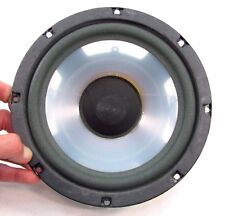 "8"" Woofer Speaker 107070 Plastic Cone Dual Terminals - Fits Many Applications"
