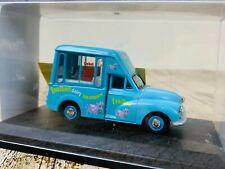 Oxford Diecast 1/43 Morris Minor Ice Cream Van Model - Tonibell Blue - MM044