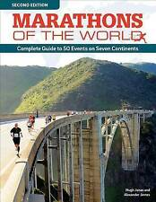 Marathons of the World, Second Edition: Complete Guide to 50 Events on-ExLibrary