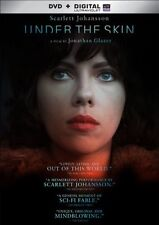 UNDER THE SKIN DVD - SINGLE DISC EDITION - NEW UNOPENED - SCARLETT JOHANSSON