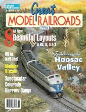 Great Model Railroads 1996 Colorado Narrow Gauge Milk Train D&RGW N Scale UP BN
