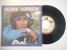 GEORGE HARRISON : THIS SONG ♦ 45 TOURS PORT GRATUIT ♦
