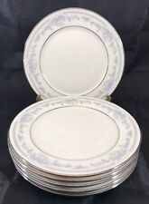 """Lenox Reverie Cosmopolitan Collection Set Of  6 Bread Plates 6"""" Made In USA"""