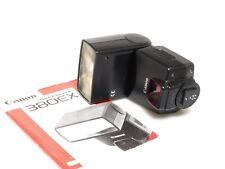 Canon Speedlite 380 EX Anleitung - analog & digital