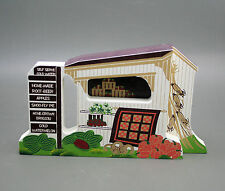 Shelia's House Collectible Fruit Vegetable Roadside Stand 1995