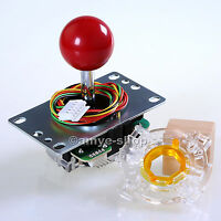 Sanwa Joystick JLF-TP-8YT + GT-Y Octagonal Restrictor kit for JAMMA,MAME Project