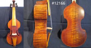 "Baroque style SONG Brand  Maestro 6 strings 14"" viola da gamba #12166"