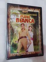 FURIA BIANCA - CLASSICI DEL CINEMA AVVENTURA - FILM IN DVD - COMPRO FUMETTI SHOP