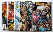 Terror Titans #1-6 Full Set (2008 DC)