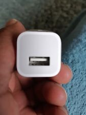 Apple iPhone Wall Charger