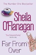 Far From Over, O'Flanagan, Sheila, New Book