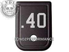 for Glock Magazine Plate 17 19 22 23 26 27 34 35 9mm 40cal .40 Caliber