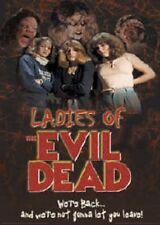 Ladies Of The Evil Dead ~ 24x36 Classic Horror Movie Poster ~ New/Rolled Raimi