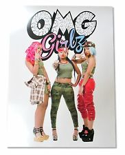"OMG GIRLZ ""PHOTO"" WALL POSTER NEW OFFICIAL BAND MUSIC"