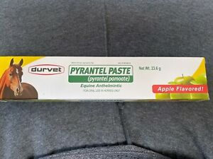 durvet pyrantel paste.  Apple flavored. Exp. June 2023 - not for corona beer IM