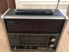 Sony CRF-160 Weltempfänger; Radio Receiver; Multiband Radio