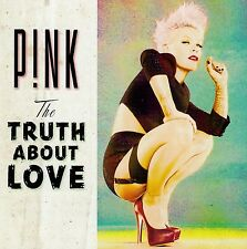 P!NK (PINK) : TRUTH ABOUT LOVE / CD - NEU