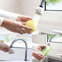 Moveable Kitchen Tap Head Saving Filter Rotate Faucet Nozzle Booster Shower R