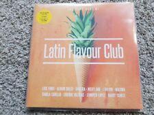 Latin Flavour Club 4 x Vinyl LP/ Nicky Jam/ Shakira/ Luis Fonsi/ Alvaro Soler