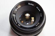 VIVITAR 50mm F1.9 lens Screw Mount