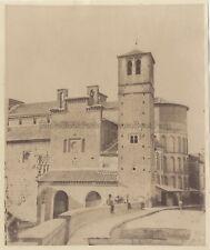 Parroquia de Santiago Toledo Espagne PhotoCasiano Alguacil Vintage Albumine