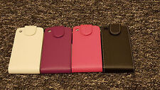 New Luxury PU Leather Wallet Flip Case Cover Pouch For Apple iPhone 3 3G 3S 3GS