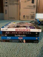 $5 Blu- Ray Lot (Pick and Choose) Tons Of Genres Like New