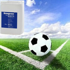 2 x 10 Lt Concentrate Bowgrass Heavy Duty Pitch Grass Line Marking Paint White