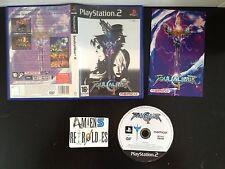SoulCalibur Soul Calibur 2 II NAMCO Sony Playstation PS2 PAL FR