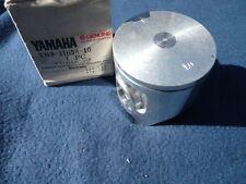 Yamaha yz125_1980 _ pistón sin piezas montadas _ piston _ 4th o/s_3n8-11638-10 motor _