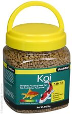 Pond One P1-26561 Koi Sticks 370g Bottle for Pond Fish