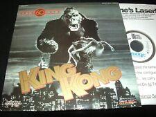 "KING KONG<>1933 (60) 1993<>RARE 12"" Laserdisc<>IMAGE ID2133TU **NTSC** MONO"