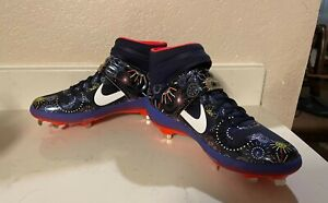 Nike Alpha Huarache Elite 2 Mid Independence Day Cleats