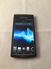 "Sony Ericsson Xperia Arc S- Display 4.2""-Storage 8gb-Unlocked- Android"