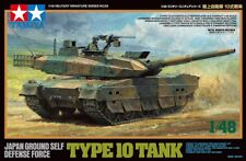 TAMIYA 1/48 type 10 TANK JAPON sol auto défense force #32588