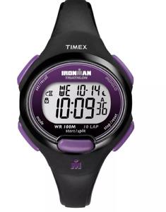 Timex Ironman Triathlon Women's Lap Digital Watch Indiglo -Multiple Options NEW
