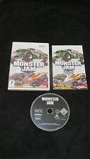 WII : MONSTER JAM - Completo, ITA ! Compatibile Wii U