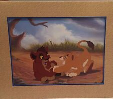 DISNEY LION KING II SAMBA'S PRIDE LITHOGRAPH NEW IN ORIGINAL ENVELOPE