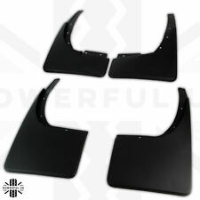 Mudflaps (4pc) for Ford Ranger Pickup truck T6 mud guard front rear T7 wildtrack