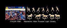 1/72 Italeri 6081 Napoleonic Wars Prussian Light Cavalry toy soldiers  MIB