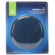"""NEW JL AUDIO SGRU-12 Subwoofer 12"""" Grille 12W1v2 Sub 12W3v3 Mesh Metal Grill"""