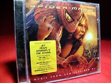 SPIDER - MAN 2  spiderman 2    Music From  ...  NEU + OVP    CD *