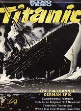 TITANIC DVD FACTORY SEALED