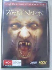 DVD - Zombie Nation - Region 4