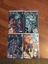 Ultimate Secret New Warren Ellis Marvel X-Men Ultimates Avengers Thor