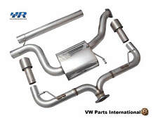 VW Golf MK7 GTI Cat-Back Exhaust System Volkswagen Racing Parts