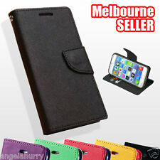 Apple iPhone X 8 7 6 6S Plus Gel Leather Wallet Case Cover New iPhone X