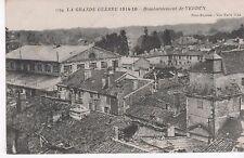La Grande Guerre 1914-16 - Bombardement de VERDUN