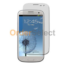 Clear LCD Screen Shield Protector for Android Phone Samsung Galaxy S 3 III S3