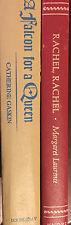 Rachel, Rachel -Margaret Laurence + Falcon For Queen-Catherine Gaskin-FREE SHIP